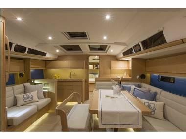 Dufour 460 Grand Large (CBM Realtime) - Primosten - Charter boten Kroatië