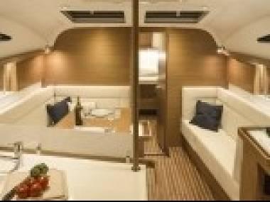 Elan 45 Impression (CBM Realtime) - Trogir - Charter boten Kroatië