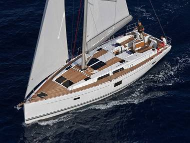 Hanse 455 (CBM Realtime) - Biograd - Charter boten Kroatië