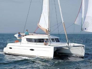 Lipari 41 (CBM Realtime) - Zadar - Charter boten Kroatië