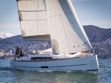 Dufour 310 Grand Large (CBM Realtime) - Primosten - Charter boten Kroatië