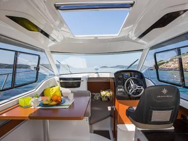 Merry Fisher 795 (CBM Realtime) - Zadar - Charter boten Kroatië