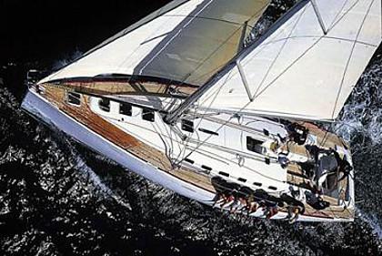 Beneteau First 47,7 (code:PLA 337) - Kastel Gomilica - Charter navi Croazia