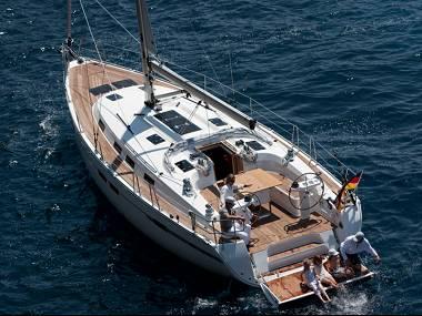 Bavaria C45 (CBM Realtime) - Rogoznica - Charter boten Kroatië