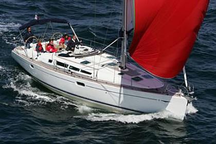 Jeanneau SO 45 (code:PLA 340) - Kastel Gomilica - Charter plavidlá Chorvátsko