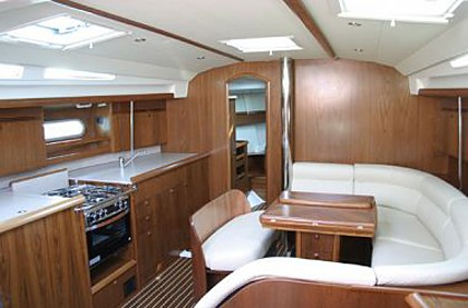 Jeanneau SO 45 (code:PLA 341) - Kastel Gomilica - Charter boten Kroatië