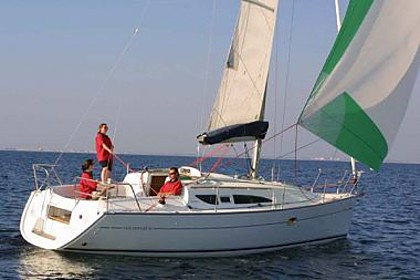 Jeanneau SO 32i (code:PLA 350) - Kastel Gomilica - Charter plavidlá Chorvátsko