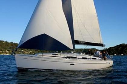 Bavaria 38 (code:PLA 386) - Makarska - Charter plavidlá Chorvátsko