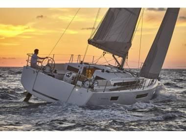 Sun Odyssey 440 (CBM Realtime) - Split - Charter boten Kroatië
