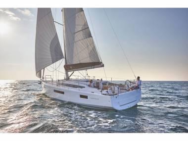 Sun Odyssey 410 (CBM Realtime) - Pula - Charter boten Kroatië