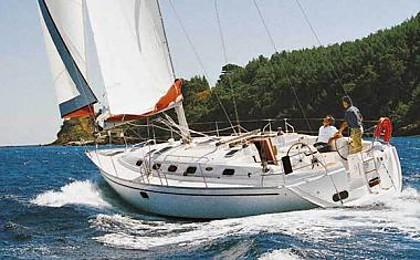 Dufour Gib Sea 43 (code:PLA 397) - Trogir - Charter ships Croatia