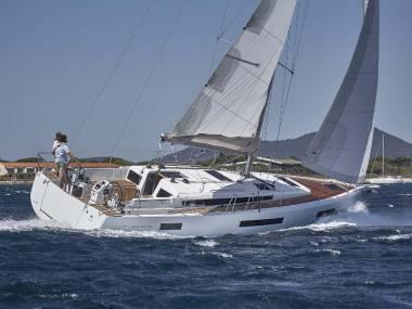 Sun Odyssey 440 (CBM Realtime) - Dubrovnik - Charter boten Kroatië