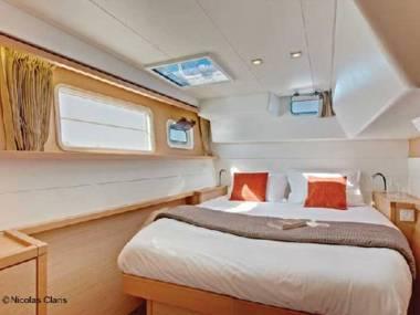 Lagoon 450 (CBM Realtime) - Sukosan - Charter boten Kroatië
