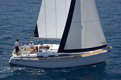 Bavaria 31 (code:PLA 406) - Trogir - Charter hajókHorvátország