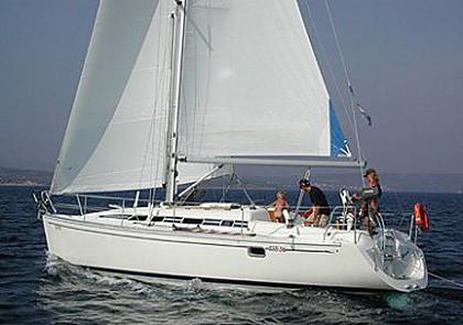 Elan 36 (code:PLA 410) - Trogir - Charter ships Croatia