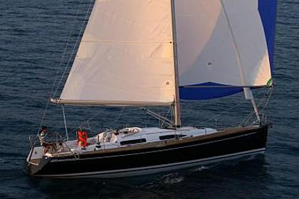 Salona 42 (code:PLA 417) - Kastel Gomilica - Czarter statki Chorwacja