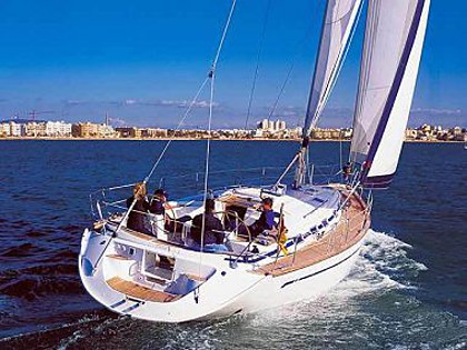 Salona 45 (code:PLA 419) - Kastel Gomilica - Charter Boote Kroatien