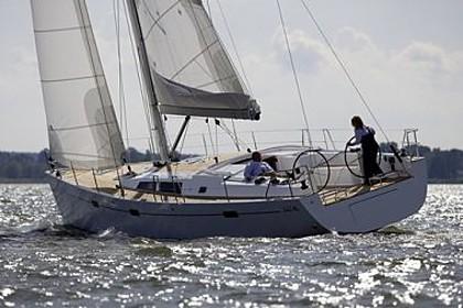 Hanse 470 (code:PLA 430) - Kastel Gomilica - Charter navi Croazia