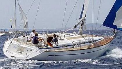 Hanse 400 (code:PLA 439) - Kastel Gomilica - Charter navi Croazia