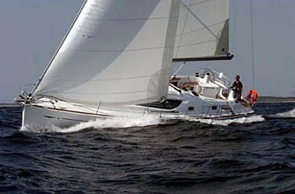 Jeanneau SO 42 DS (code:PLA 454) - Trogir - Charter hajókHorvátország
