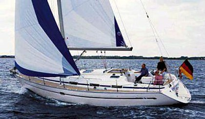 Bavaria 40 (code:PLA 457) - Trogir - Charter ships Croatia