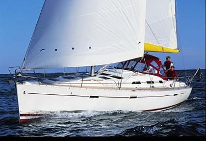 Beneteau Oceanis 393 (code:PLA 460) - Trogir - Charter boten Kroatië