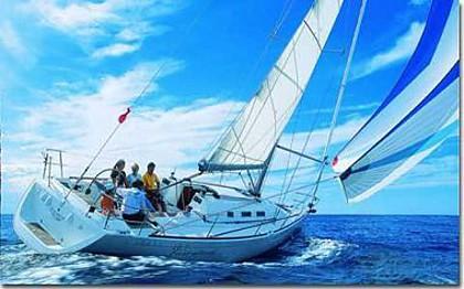 Beneteau First 40,7 (code:PLA 463) - Marina - Charter embarcation Croatie