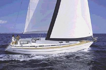 Bavaria 41 H (code:PLA 486) - Kastel Gomilica - Charter boten Kroatië