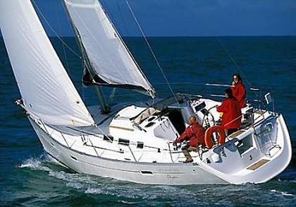 Beneteau Oceanis 373 (code:PLA 502) - Split - Charter plavidlá Chorvátsko