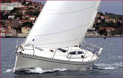 Delphia 40 (code:PLA 516) - Split - Charter ships Croatia