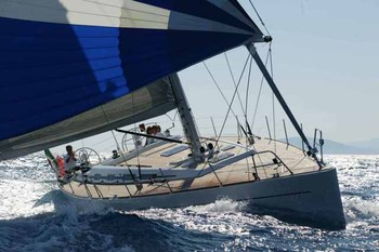 Dufour Gib Sea 51 (code:PLA 508) - Trogir - Charter ships Croatia