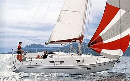 Dufour Gib Sea 37 (code:PLA 511) - Trogir - Charter boten Kroatië