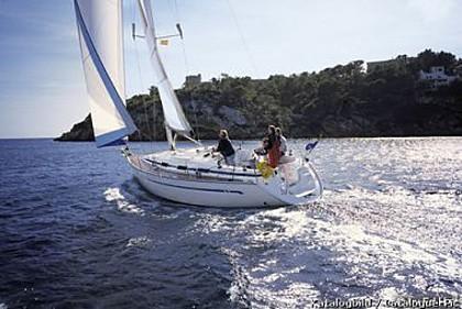 Bavaraia 36 (code:PLA 512) - Trogir - Charter ships Croatia