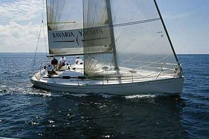 Bavaria 35 (code:PLA 525)  - Trogir - Charter boten Kroatië