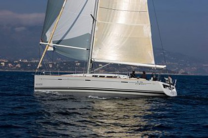 Beneteau First 45 (code:PLA 535) - Kaštel Gomilica - Charter plovila Hrvatska
