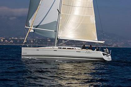 Beneteau First 45 (code:PLA 537) - Kastel Gomilica - Charter plavidlá Chorvátsko
