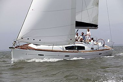 Beneteau Oceanis 40 (code:PLA 543) - Каштель Гомилица - Чартер ХорватияХорватия
