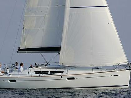 Jeanneau SO 39i (code:PLA 556) - Split - Charter hajókHorvátország