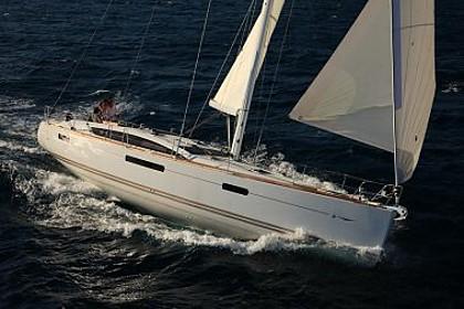 Jeanneau 53 (code:PLA 561) - Kastel Gomilica - Charter plavidlá Chorvátsko
