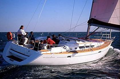Jeanneau SO 49i (code:PLA 562) - Kastel Gomilica - Charter plavidlá Chorvátsko