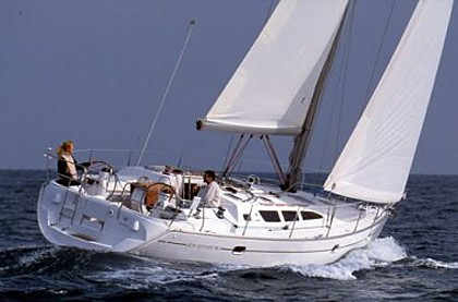 Jeanneau SO 40 (code:PLA 579) - Makarska - Czarter statki Chorwacja