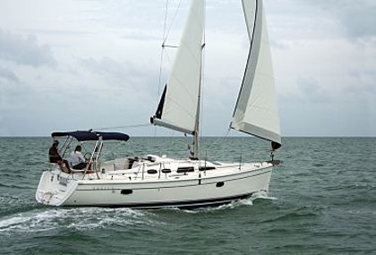 Hunter 36 (code:PLA 583) - Makarska - Czarter statki Chorwacja