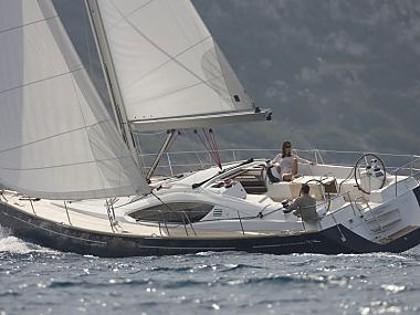 Jeanneau SO 50 DS (code:PLA 573) - Trogir - Charter ships Croatia