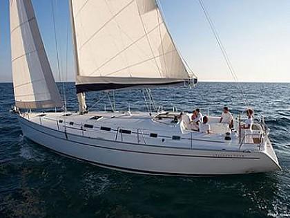 Beneteau Cyclades 50,5 (code:PLA 588) - Rogac - Czarter statki Chorwacja