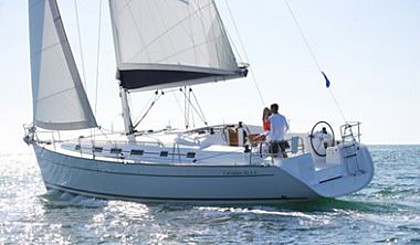 Beneteau Cyclades 43,4 (code:PLA 589) - Rogac - Charter Boote Kroatien