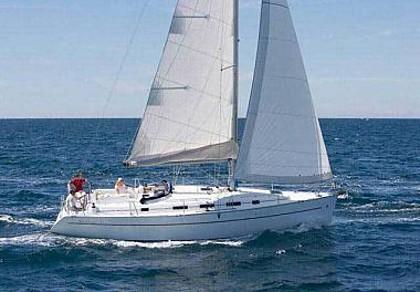 Beneteau Cyclades 39,3 (code:PLA 593) - Rogac - Charter ships Croatia
