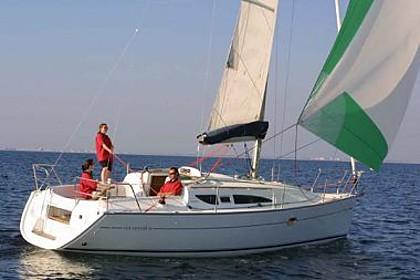 Jeanneau SO 32i (code:PLA 612) - Marina - Czarter statki Chorwacja