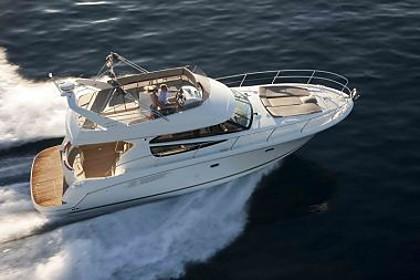 Jeanneau Prestige 440 (code:PLA 620) - Split - Charter plovila Hrvatska
