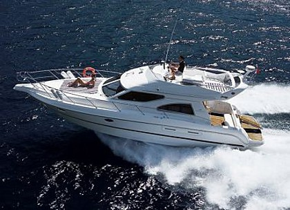Crachi Atlantique 40 Fly (code:PLA 621) - Split - Charter embarcation Croatie