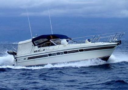 Princess 36 Riviera (code:PLA 623) - Split - Charter plovila Hrvaška